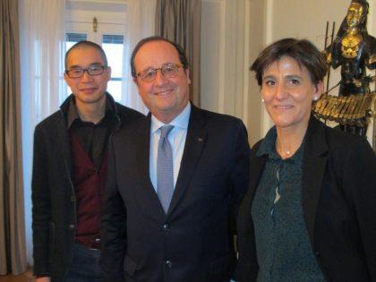 Le Parisien Décembre 2017