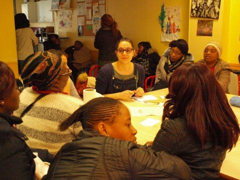 association santé femmes halte aurore paris