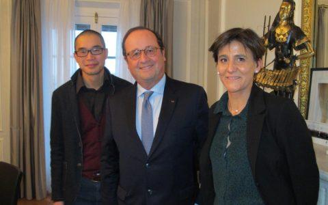 nadege hollande francois adsf laureat france engage