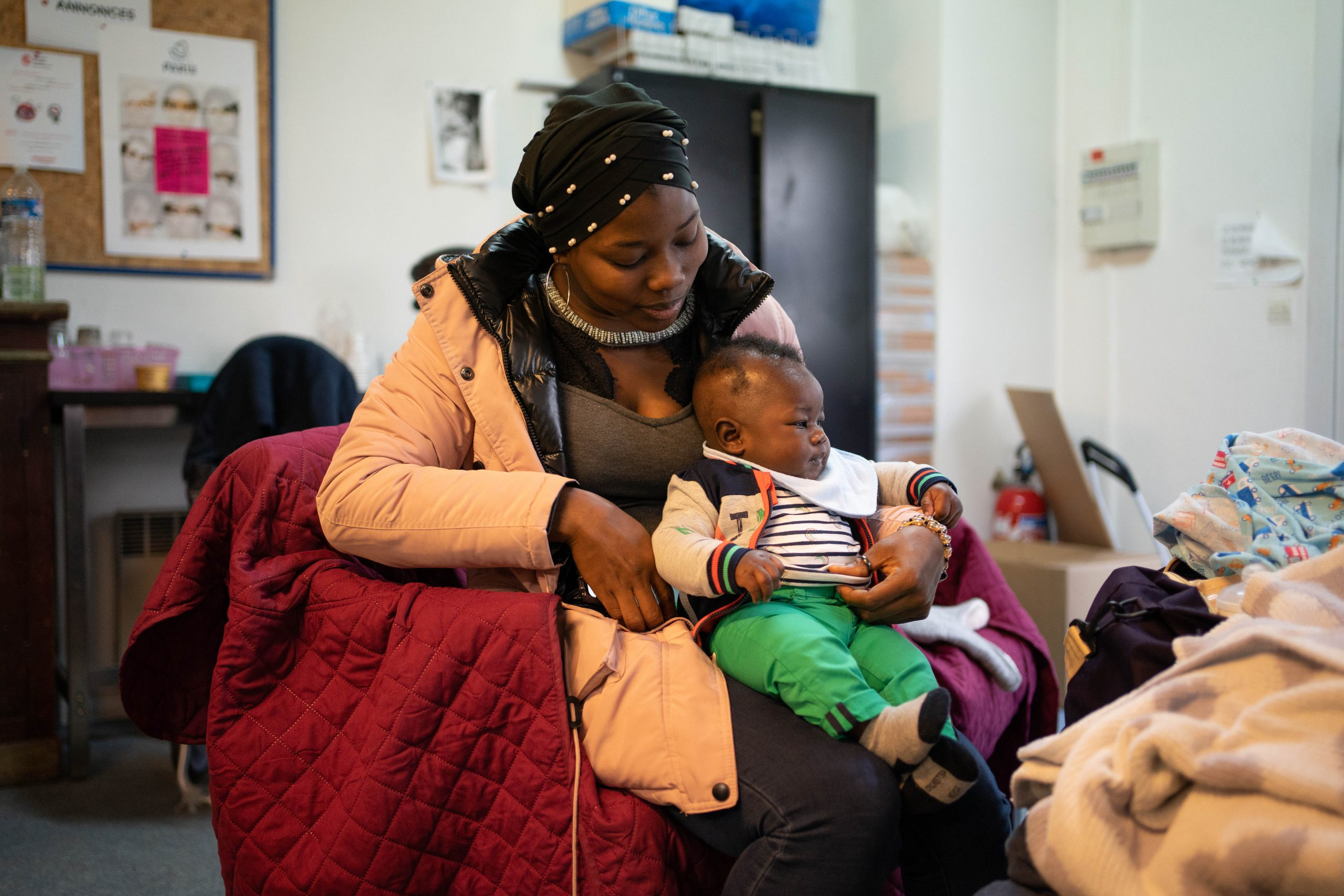 Ouverture d'un centre d'accueil pour femmes : La Cité des Dames