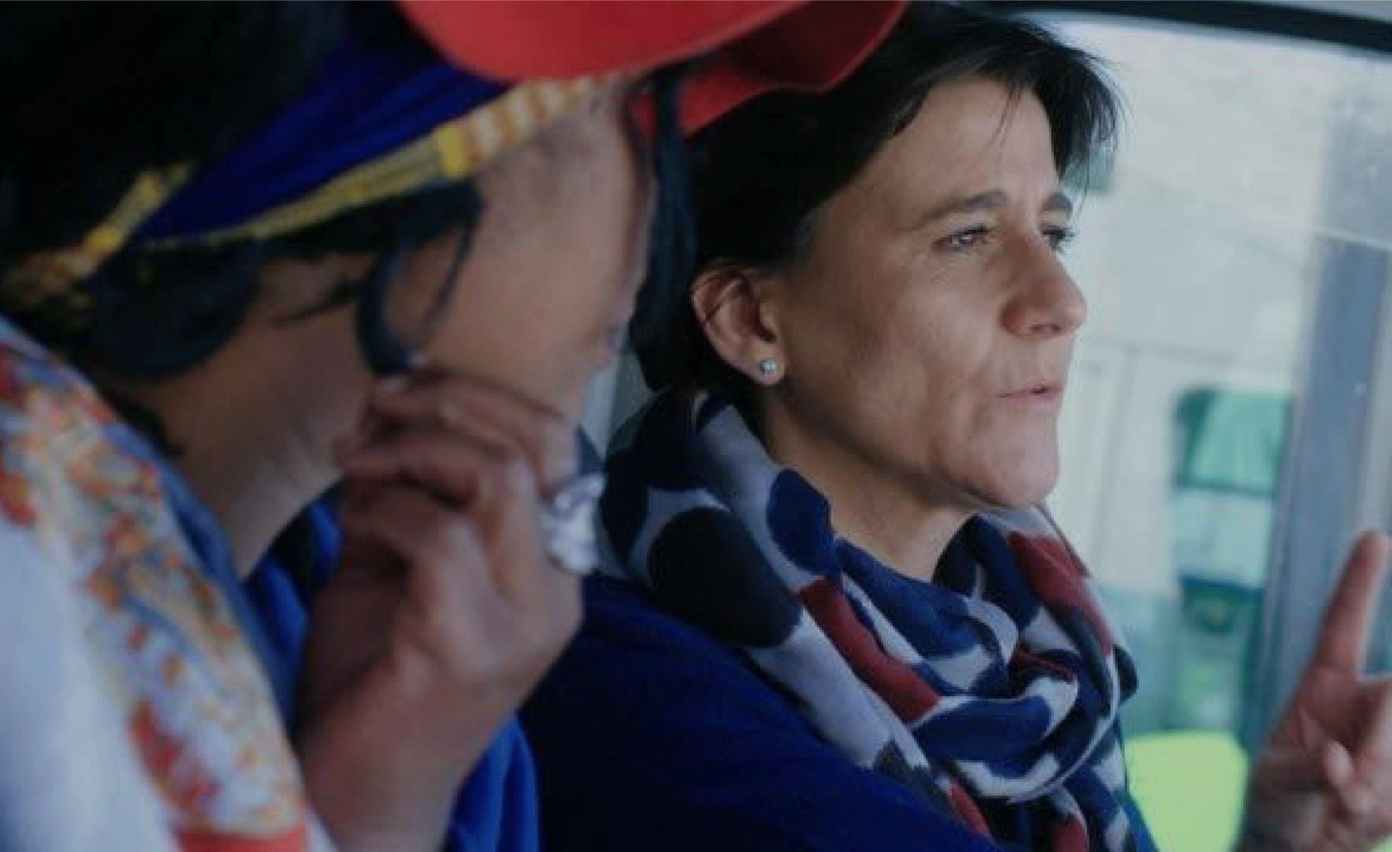 """""""Femmes de la rue à l'abri"""", le film de Claire Lajeunie"""