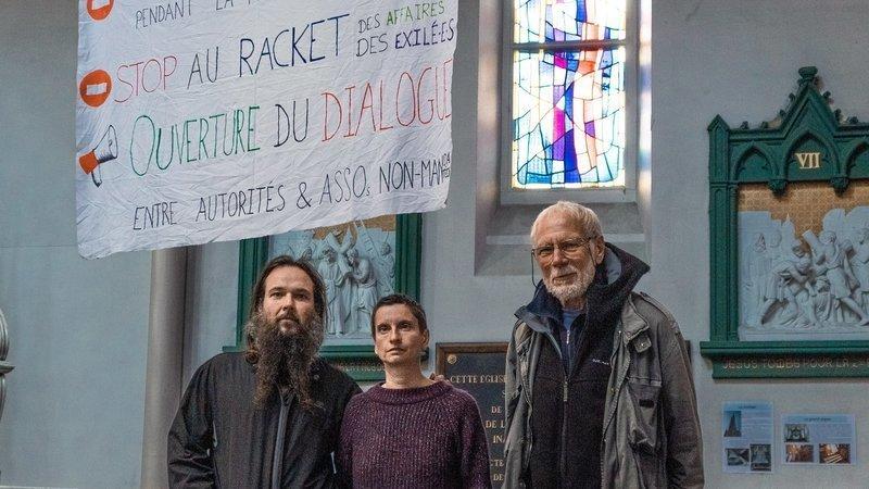 Communiqué interassociatif | Pour un arrêt de la maltraitance des personnes exilées à Calais, nos associations soutiennent les grévistes de la faim de l'église Saint-Pierre.